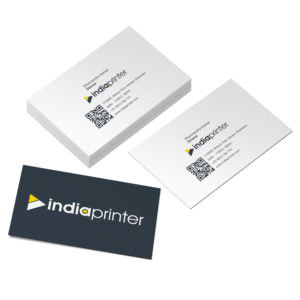 India Printer Business Cards