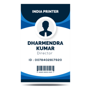 India Printer ID Cards Printing